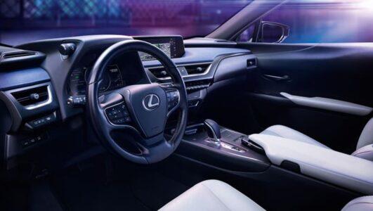 2022 Lexus Ux200 Luxury Fwd Specs