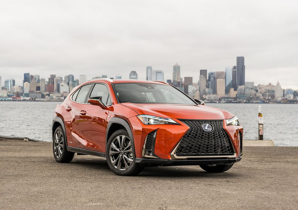 2022 Lexus Ux200 When Willcome Out