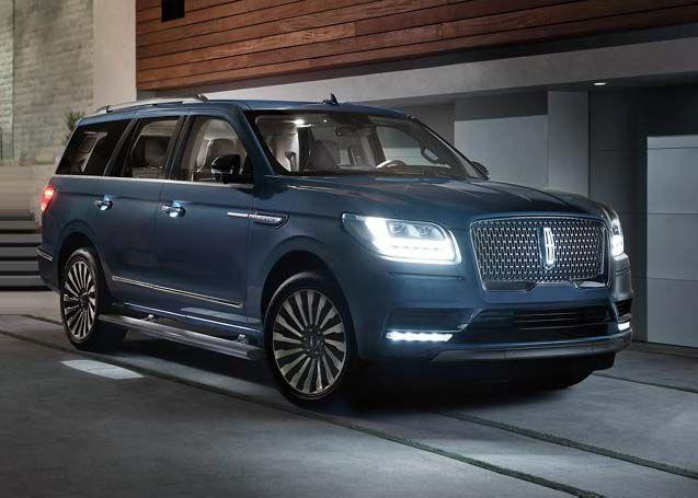 2022 Lincoln Navigator Interior Hybrid