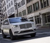 2022 Lincoln Navigator Update Redesign
