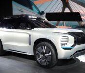 2022 Mitsubishi Outlander Interior Release Date