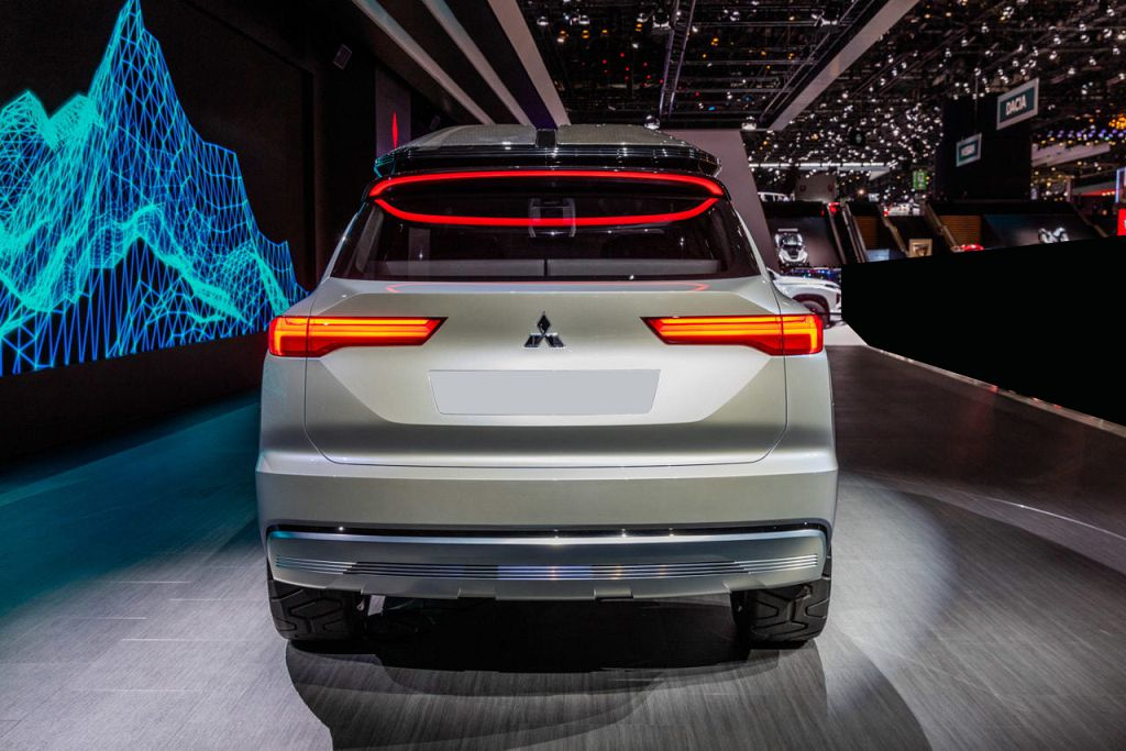 2022 Mitsubishi Outlander Picture Of The News