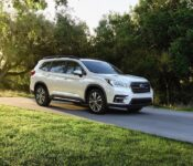 2022 Subaru Ascent Hybrid Packet Photos Weight