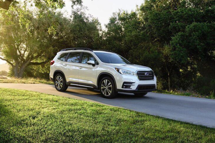 2022 Subaru Ascent Hybrid Packet Photos Weight