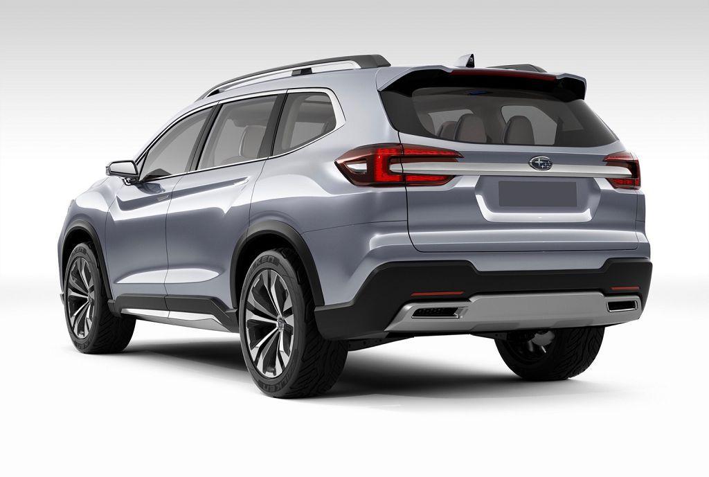 2022 Subaru Ascent Limited Review Premium Accessories