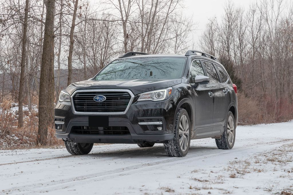 2022 Subaru Ascent Limited Touring Vin Msrp
