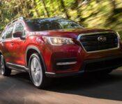 2022 Subaru Ascent News Spec Trims Recall