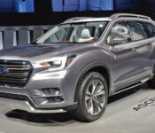 2022 Subaru Ascent Ratings Limited Msrp Release Date Touring