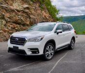 2022 Subaru Ascent Review Changes Limited Colors