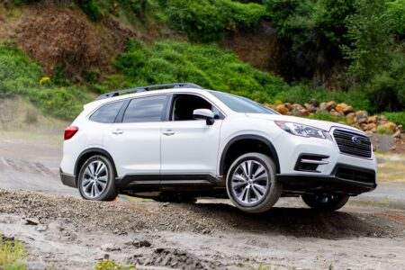 2022 Subaru Ascent Review Touring Awd Limited Price