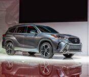 2022 Toyota Highlander Interior Hybrid Owners Manual Reviews Specs