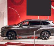 2022 Toyota Highlander Prime Limited Release Date Redesign