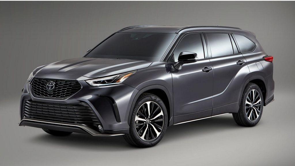 2022 Toyota Highlander Redesign Prime Platinum Limited