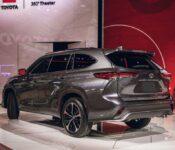 2022 Toyota Highlander Release Date Hybrid Platinum Xle