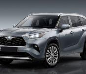 2022 Toyota Highlander Review Platinum Colors Platinum Hybrid