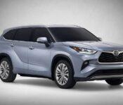 2022 Toyota Highlander Xse Phev Hybrid Price Interior Review