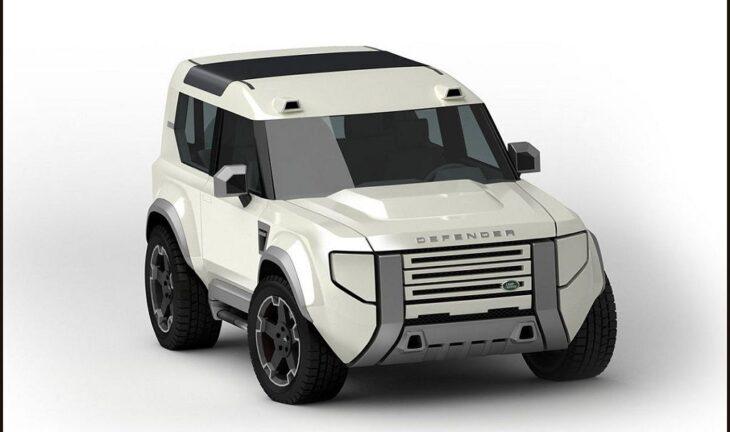 2021 Land Rover Defender 110 Release Date V8 130