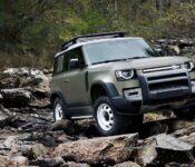 2021 Land Rover Defender 4 Door 2 Doors Svr V8 80