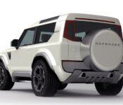2021 Land Rover Defender Diesel Engine Images Pricing