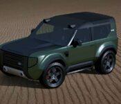 2021 Land Rover Defender Dimensions Accessories 90 X 3 Door