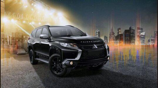 2021 Mitsubishi Pajero Sport 2.4 Diesel Elite Edition