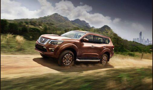 2021 Nissan Xterra Price Interior Reviews Concept