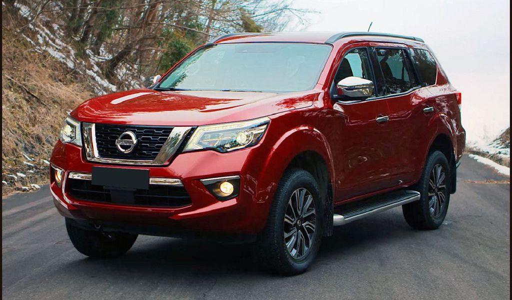 2021 Nissan Xterra Review Pro 4x
