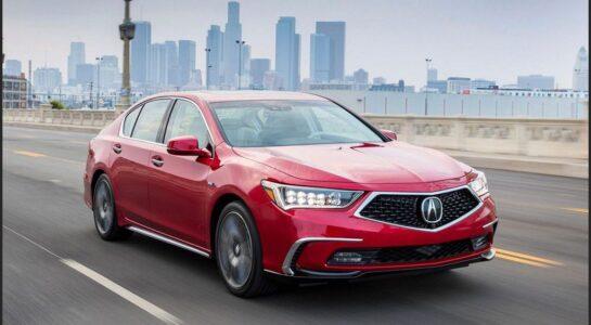 2022 Acura Rlx Hybrid Recalls