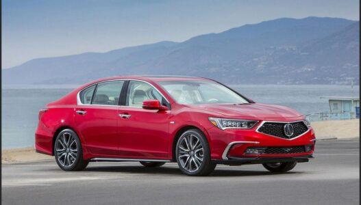 2022 Acura Rlx Lease Advance
