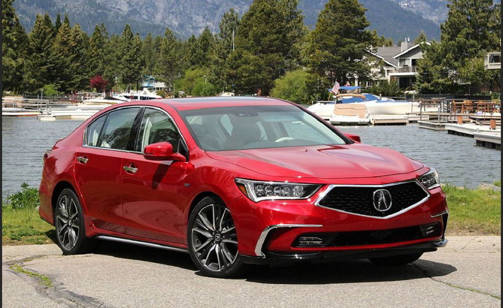 2022 Acura Rlx Review Youtube