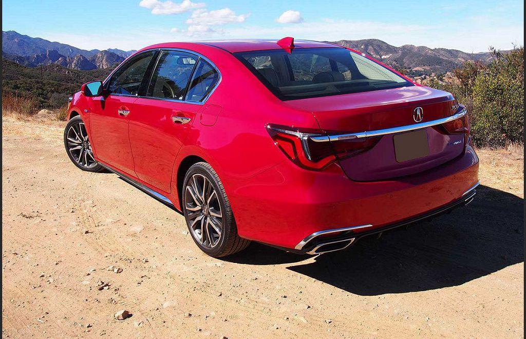 2022 Acura Rlx Sport Hp P Aws