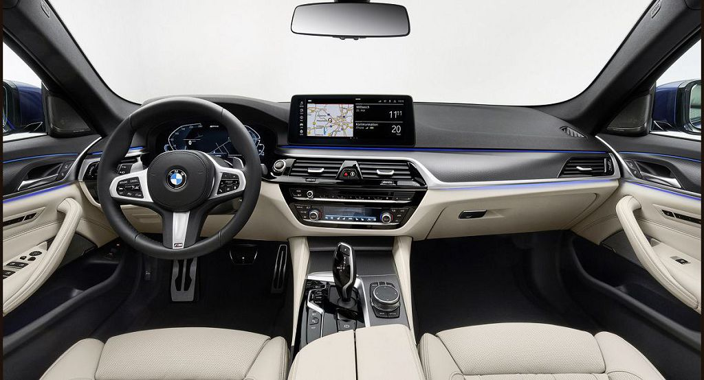 2022 Bmw 5 Xdrive Accessories M Sport Series
