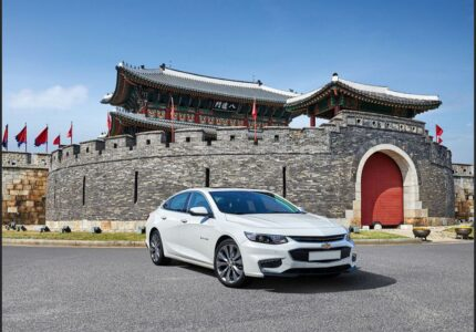 2022 Chevrolet Malibu 1vl Trims Model Years Ss