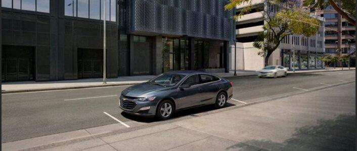 2022 Chevrolet Malibu 2 Cost Gvwr Nada