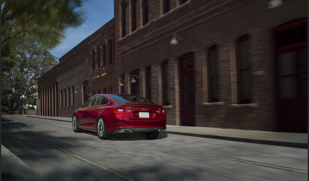 2022 Chevrolet Malibu Lease Photo Price Redesign