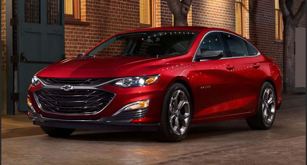 2022 Chevrolet Malibu Photos Review Release Date