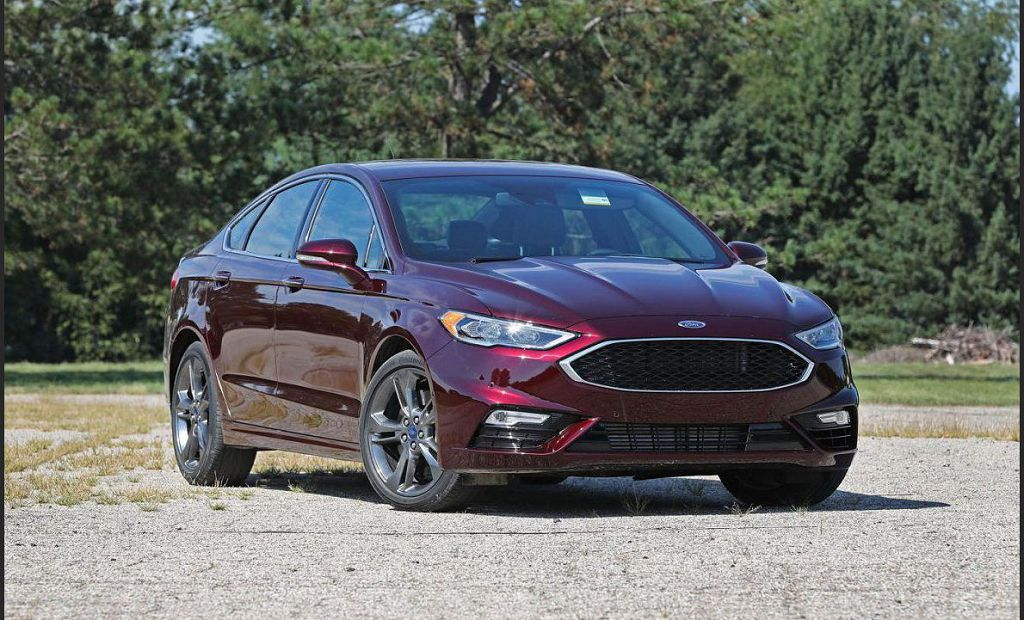 2022 Ford Fusion Colors Se Mpg Hybrid Review