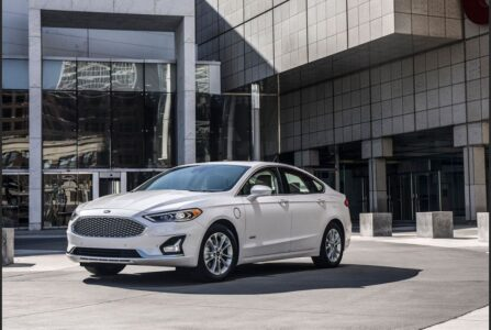 2022 Ford Fusion Redesign Active Wagon