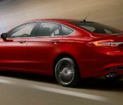 2022 Ford Fusion Review Prices Hybrid Mpg