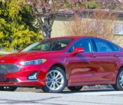 2022 Ford Fusion Wagon Hybrid Sport 0 60