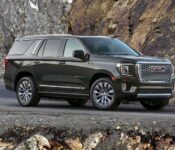 2022 Gmc Yukon Xl At4