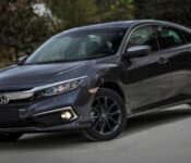 2022 Honda Civic Sedan Pictures Spy Photos