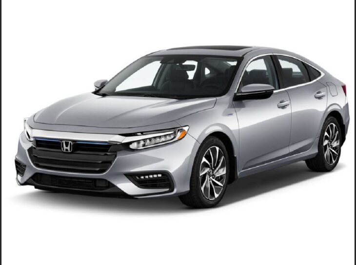 2022 Honda Insight Colors For Sale