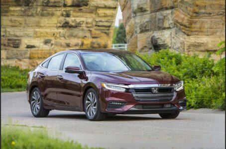 2022 Honda Insight Interior Specifications