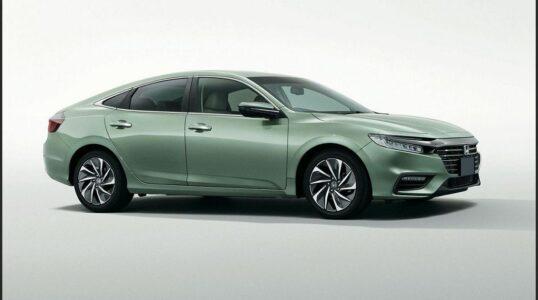 2022 Honda Insight Mpg Msrp News Pics