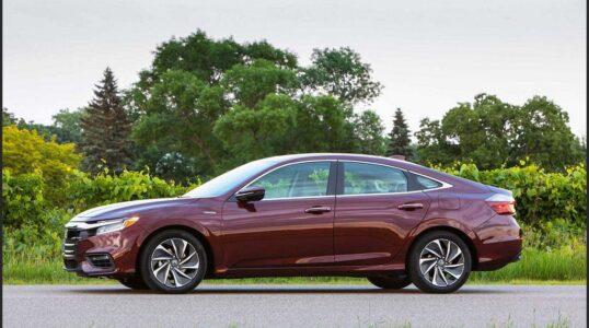 2022 Honda Insight Specs Accessories