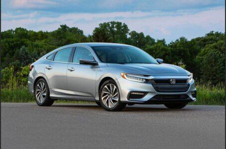 2022 Honda Insight Trims Recalls Review Touring