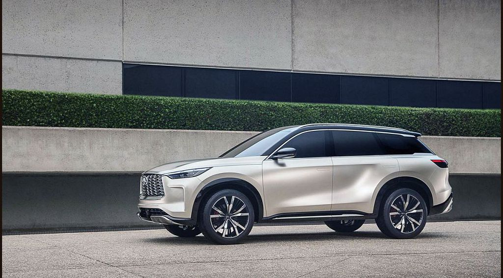 2022 Infiniti Qx60 Price Redesign Review