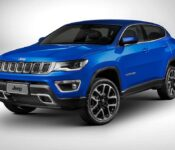 2022 Jeep Compass Limited Reviews Trunk Space