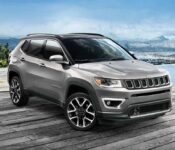2022 Jeep Compass Rubber Floor Mats Limited